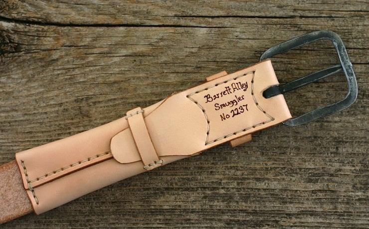 Barrett Alley Smugglers Belt