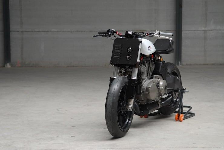 Bott XR-1 Buell Motorcycle 2