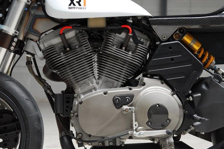 Bott XR-1 Buell Motorcycle 5