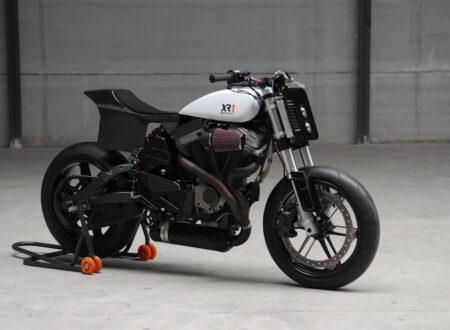 Bott XR-1 Buell Motorcycle 6