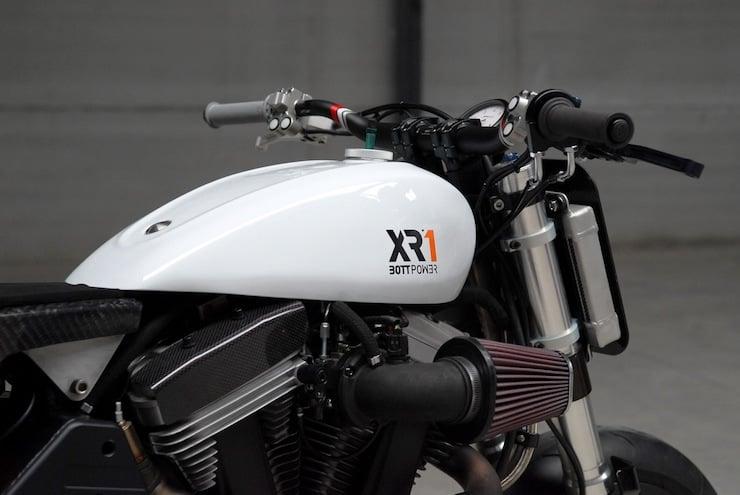 Bott XR-1 Buell Motorcycle 7