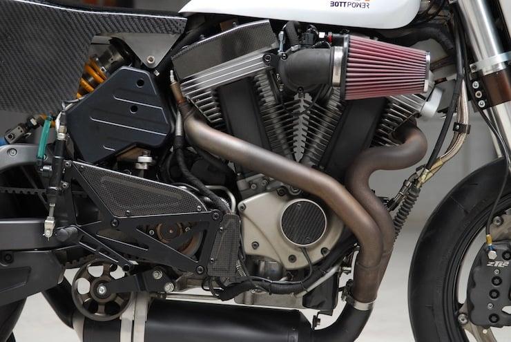 Bott XR-1 Buell Motorcycle 8