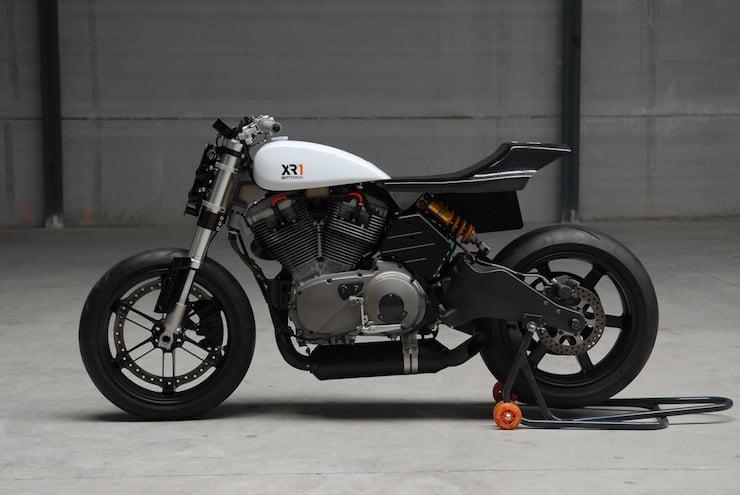 Bott XR-1 Buell Motorcycle