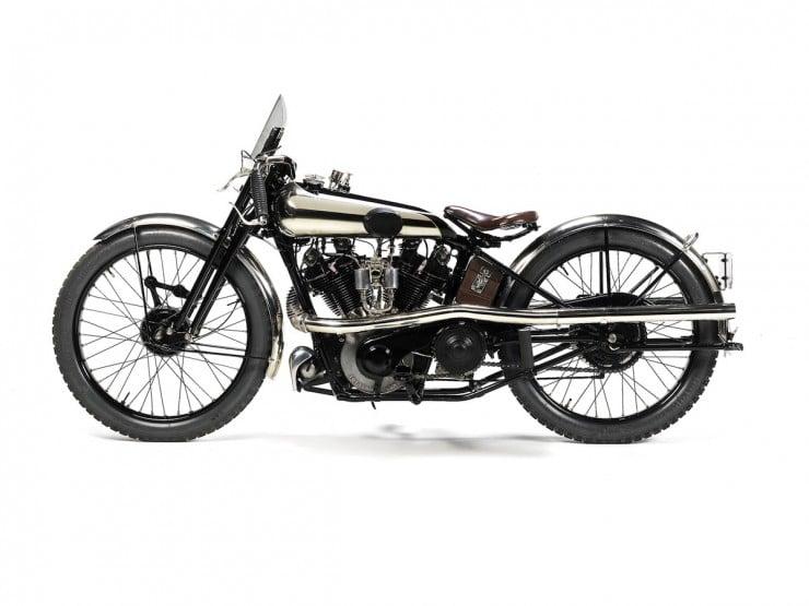 Brough Superior Motorbike