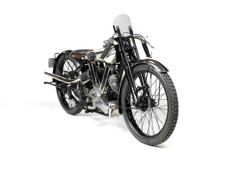 Brough Superior Motorcycle