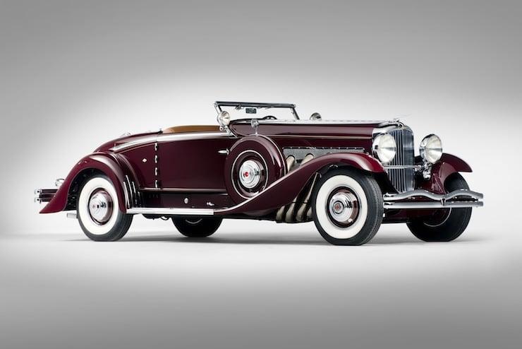 1935 Duesenberg Sj Convertible Coup 233 3 500 000 Usd