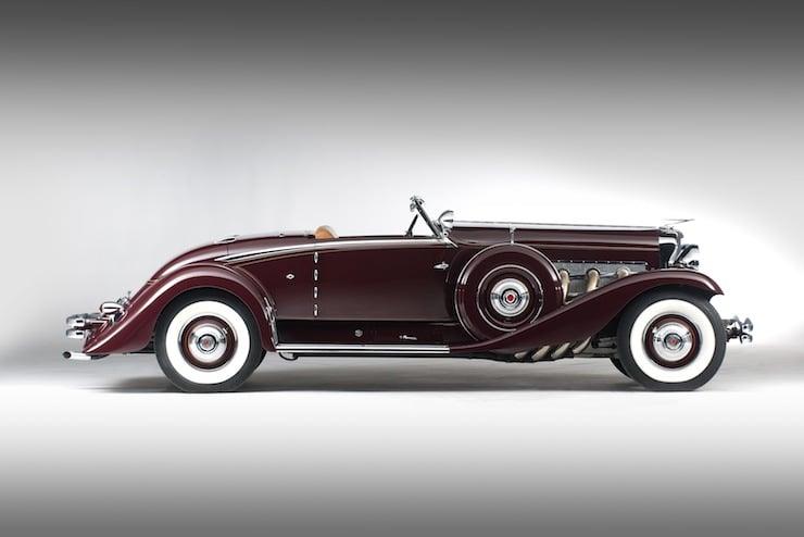 Duesenberg car