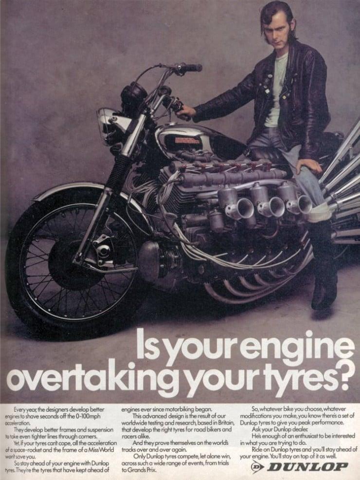 Dunlop 12000cc Ad Joe Body