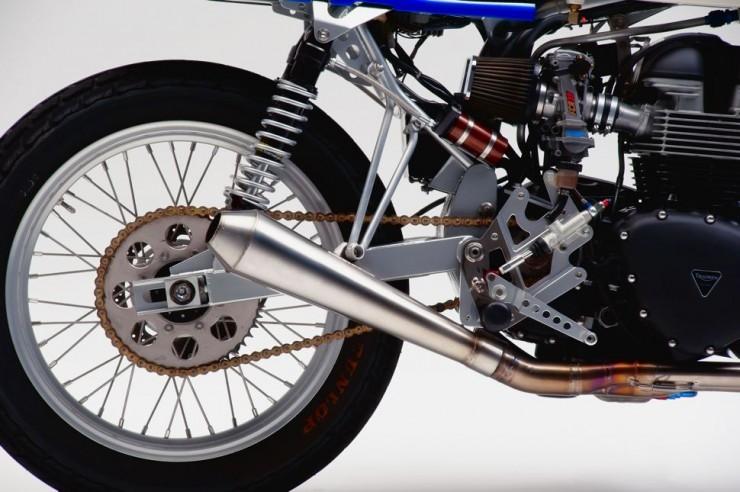 Flat-Tracker Motorbike 1