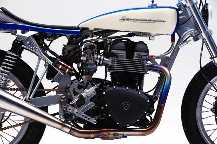 Flat-Tracker Motorbike 2