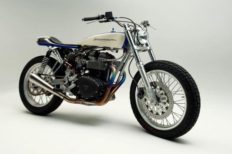 Flat Tracker Motorbike 3 740x492 Streetmaster by Champions Moto
