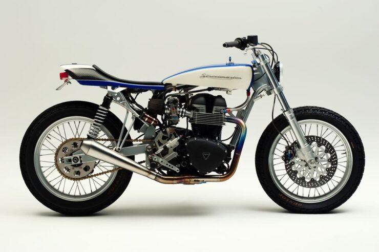 Flat Tracker Motorbike 740x492 Streetmaster by Champions Moto