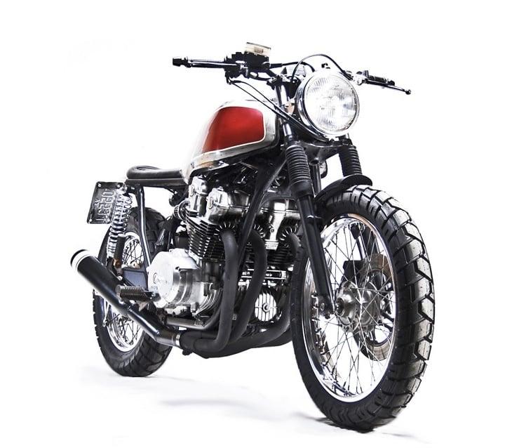 Honda CB750 Custom motorbike 1