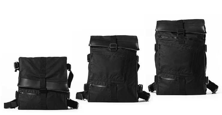 Magnitude Backpack by Modern Industry