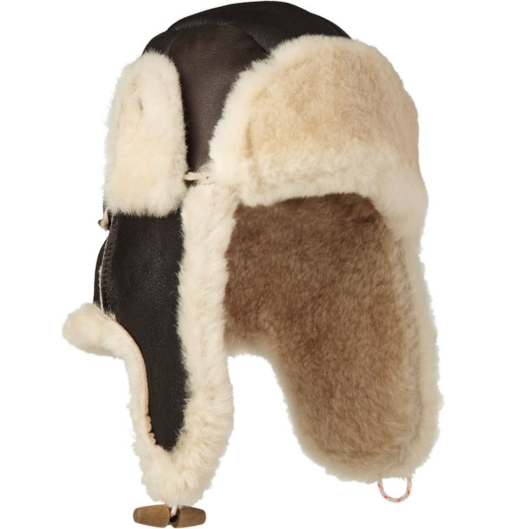Paul Smith Shearling Hat 1