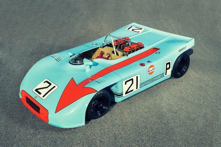 Porsche 9083 1970 Porsche 908/3