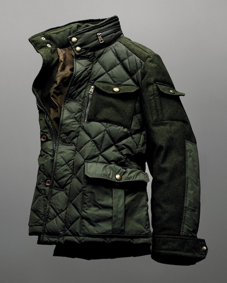 Rodriguez Field Jacket