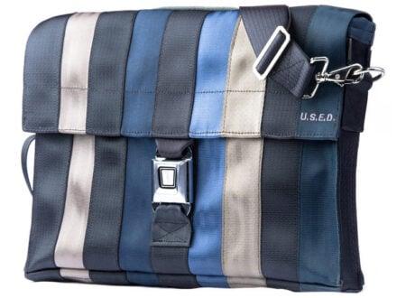 U.S.E.D Seatbelt Messenger Bag 450x330 - U.S.E.D Seatbelt Messenger Bag