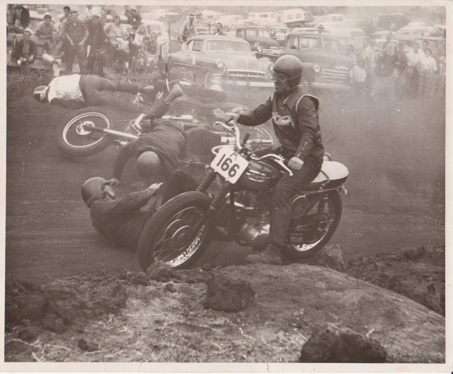 Vintage Motorcyle Racing
