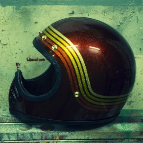 Bell Moto III Helmet by Chemical Candy