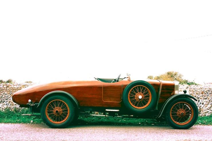 1932 talbot wooden car 3 1932 Talbot Boat Tail Tourer
