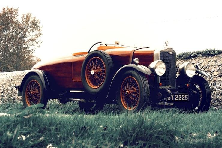 1932 talbot wooden car 1932 Talbot Boat Tail Tourer