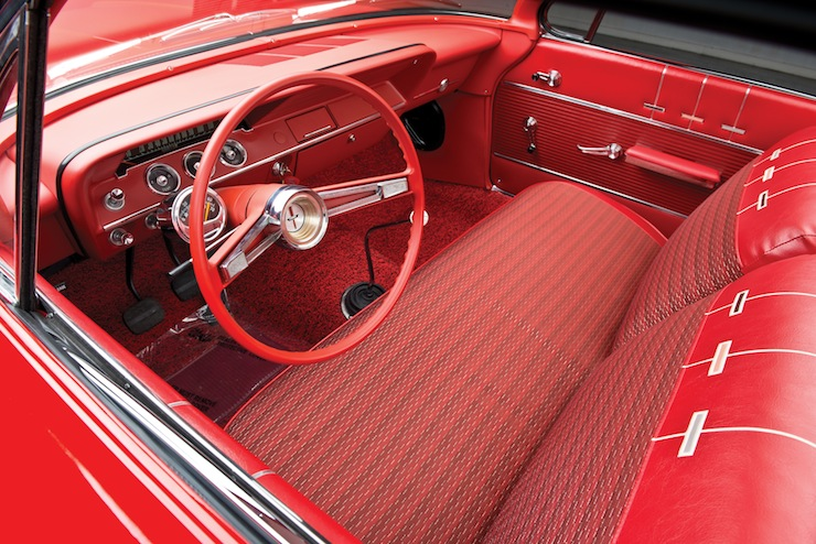 1962 Chevrolet Bel Air Sport Coupe 2