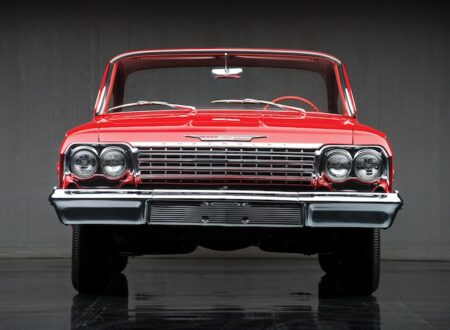 1962 Chevrolet Bel Air Sport Coupe 3 450x330 - 1962 Chevrolet Bel Air Sport Coupe