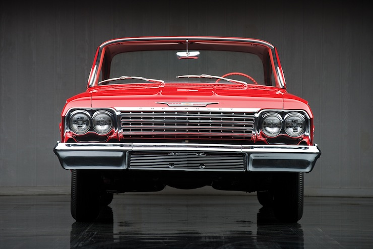 1962 Chevrolet Bel Air Sport Coupe 3