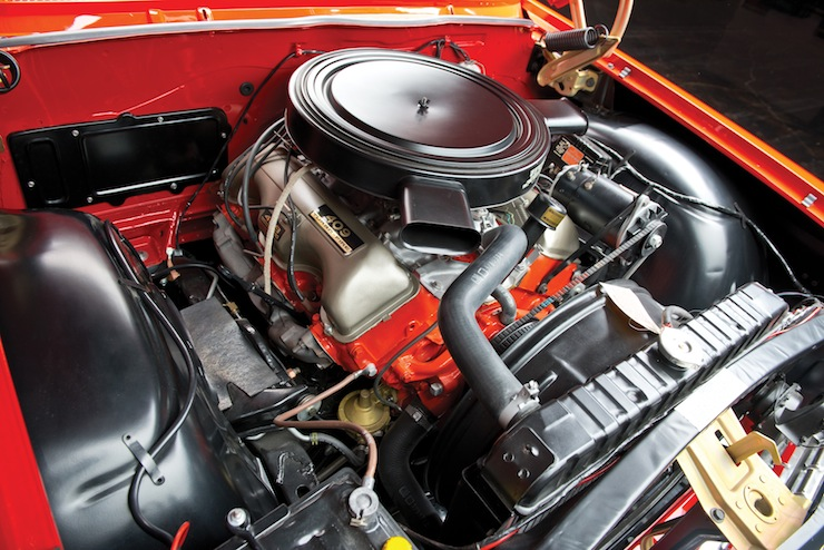1962 Chevrolet Bel Air Sport Coupe 4
