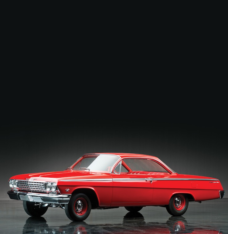 1962 Chevrolet Bel Air Sport Coupe