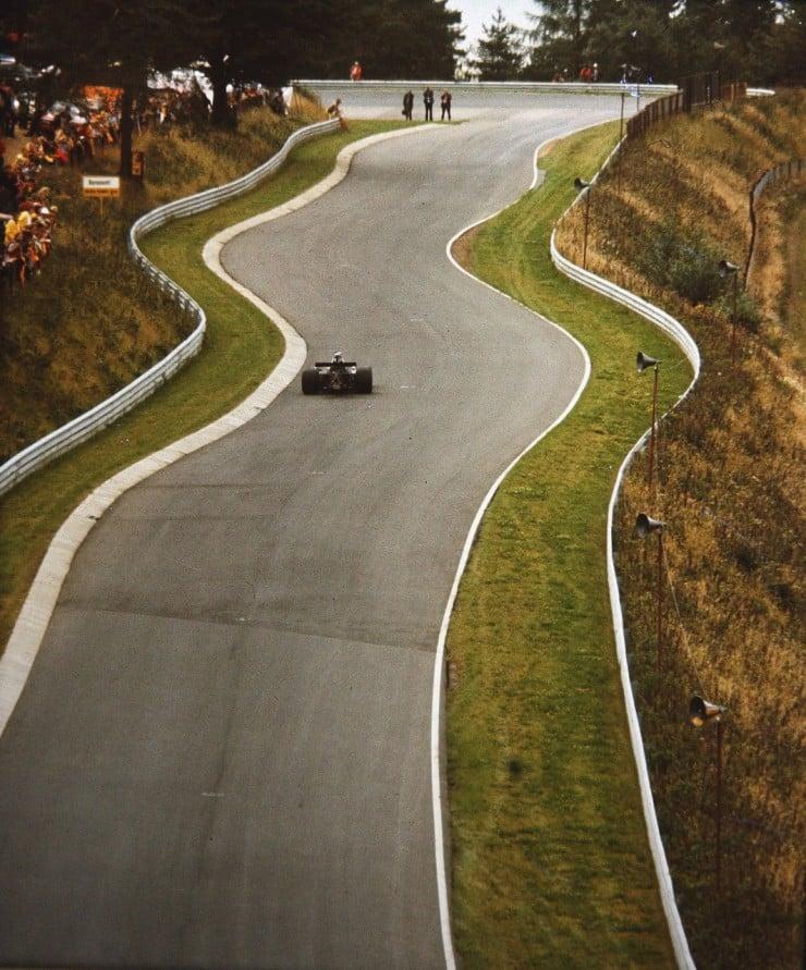 1973 F1 Nurburgring Nordschleife