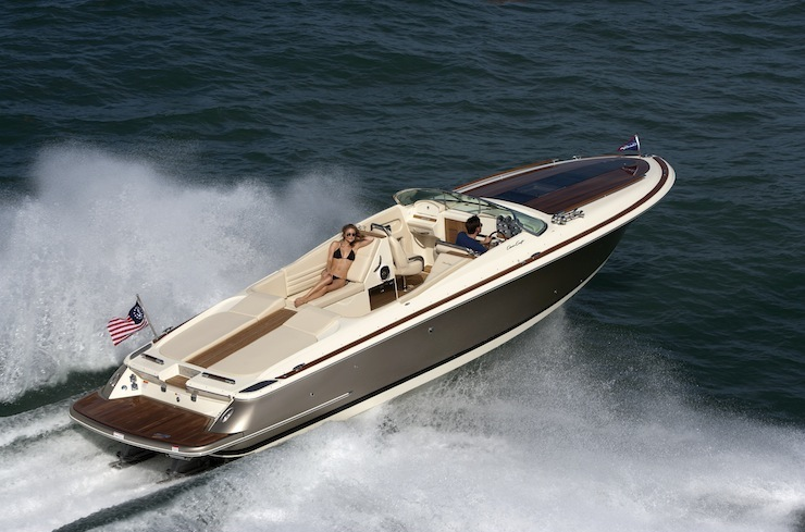 Chris Craft Corsair 32
