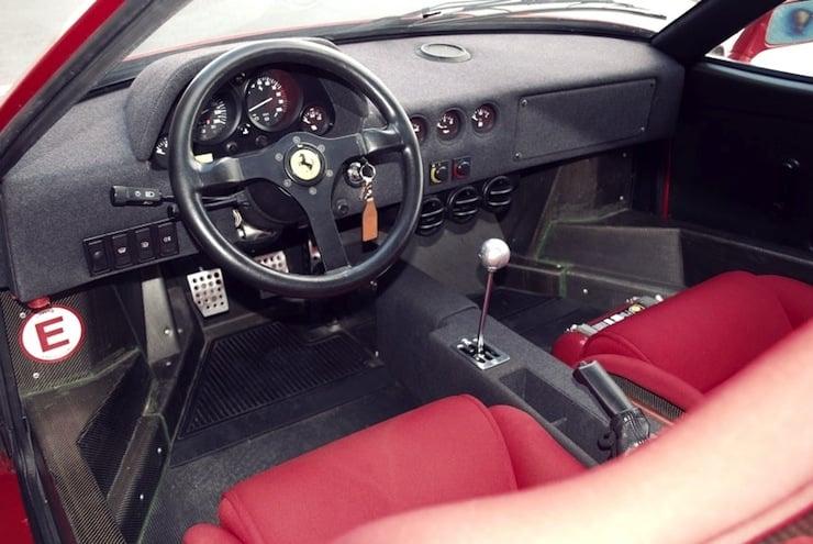 Ferrari F40 For Sale >> The Ferrari F40 - The Classic Supercar