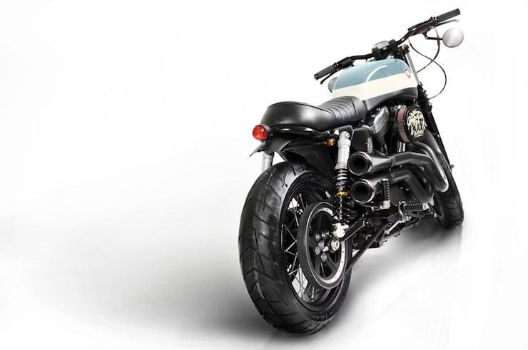Harley-Davidson Nightster Custom 2
