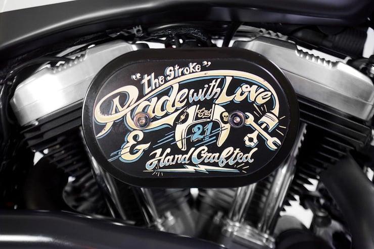 Harley-Davidson Nightster Custom 4