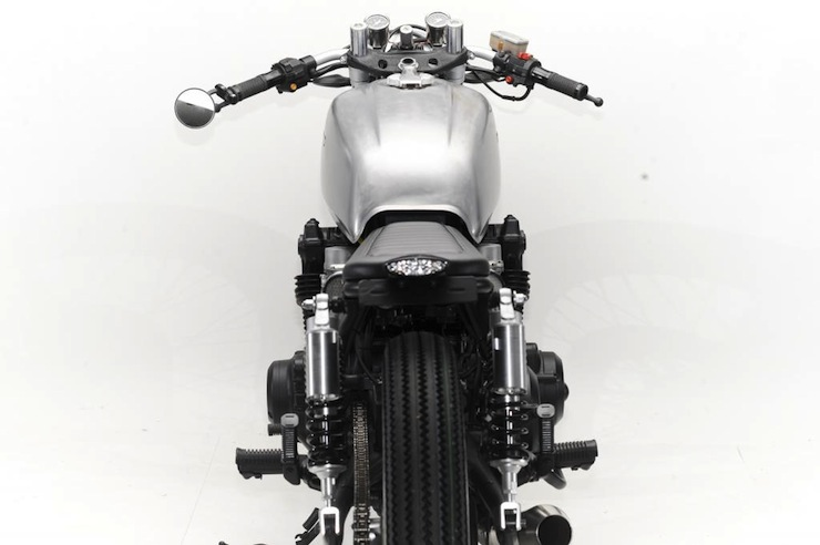 Honda CB750 Cafe Racer rear