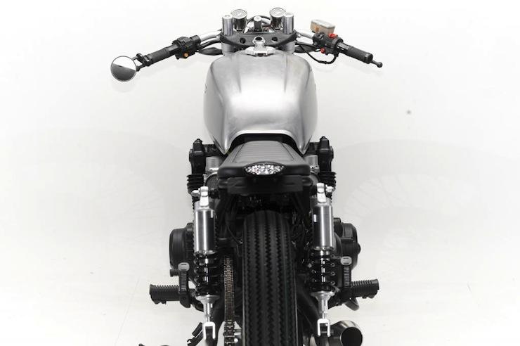 Honda CB750 Cafe Racer rear