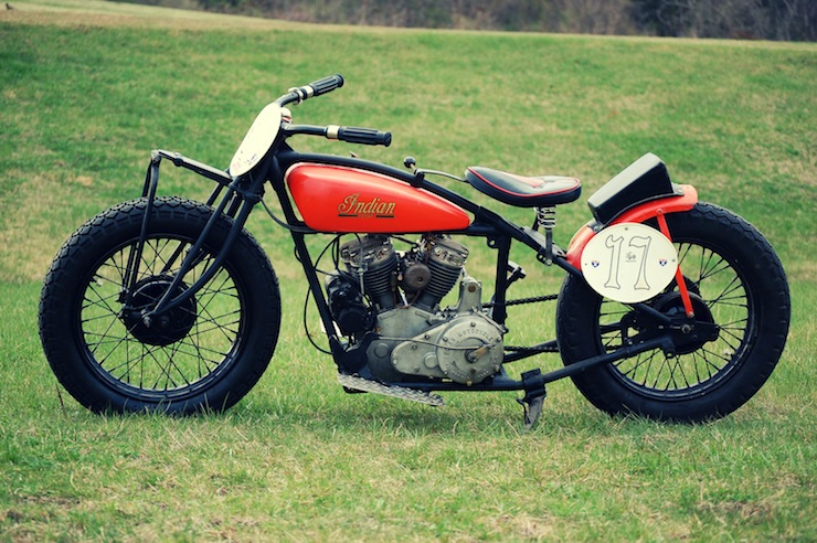 Indian 101 Scout Bike