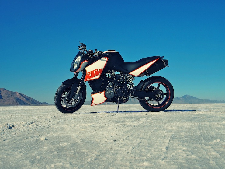 KTM Superduke 990 Custom