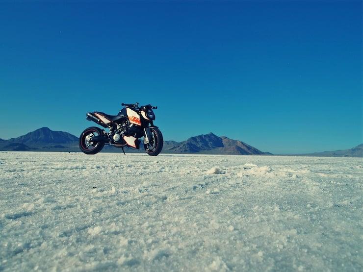 KTM Superduke 990 Motorcycle