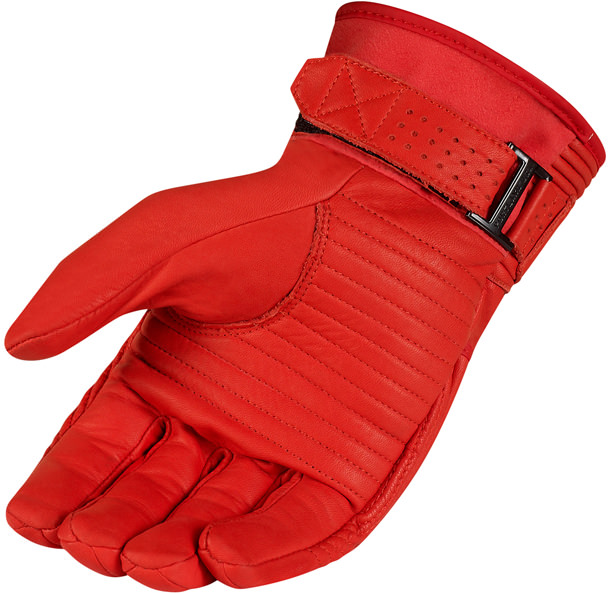Leather Motorcycle Gloves Retro Leather Motorcycle Gloves