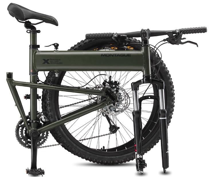 Montague Paratrooper Mountain Bike Folding