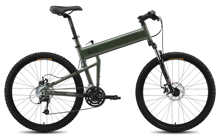 Montague Paratrooper Mountain Bike