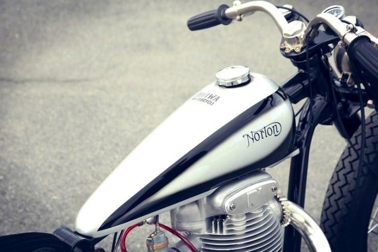 Norton Model 50 by Heiwa 2