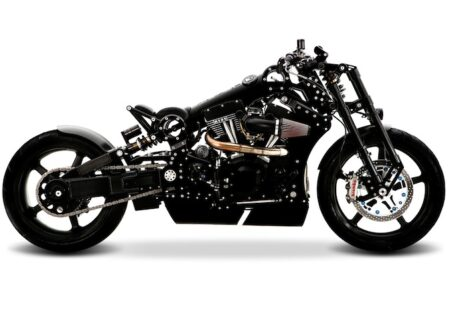 R131 Fighter Confederate Custom 450x330 - R131 Fighter by Confederate Motorcycles