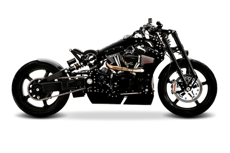 R131 Fighter Confederate Custom R131 Fighter by Confederate Motorcycles