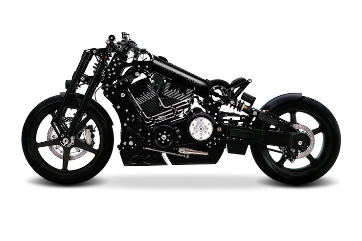 R131 Fighter Confederate Motorbike R131 Fighter by Confederate Motorcycles