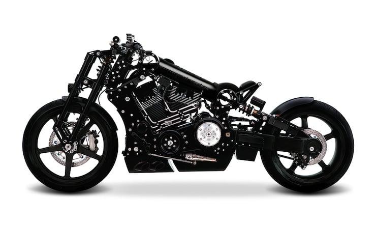 R131 Fighter - Confederate Motorbike