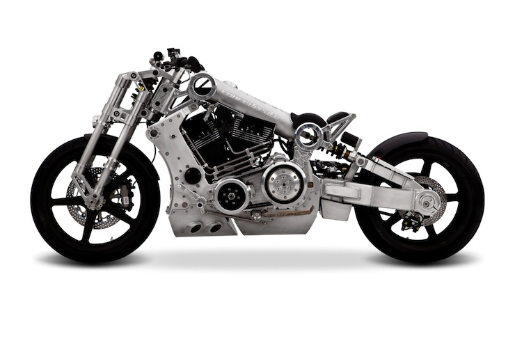 R131 Fighter - Confederate Motorcycle
